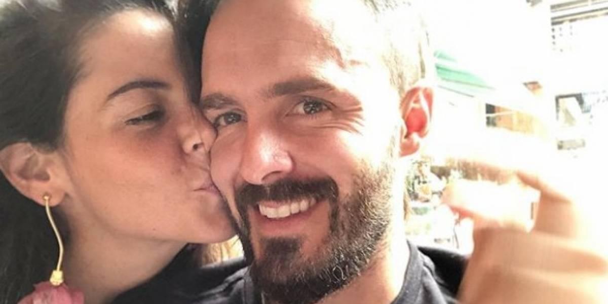 Maleja Restrepo se 'emberracó' y le respondió a quienes criticaban sus hijas