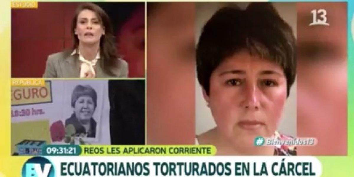 Rostros de matinales acumulan más de 100 denuncias en CNTV por sus dichos sobre el video de los ecuatorianos