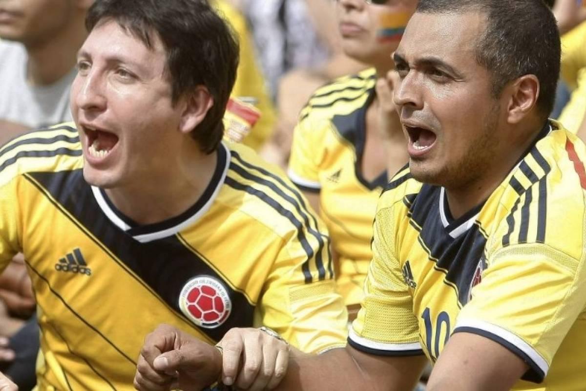 Mundial Rusia: No habrá ley seca en el país colombiano para el partido Colombia vs Senegal. EFE
