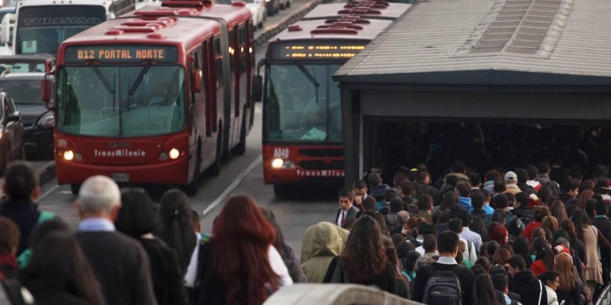 Con nueva modalidad de robo banda realizó atraco masivo en bus de TransMilenio