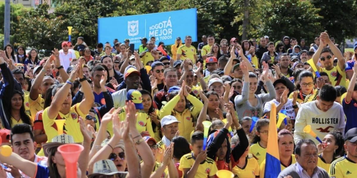 Le contamos dónde ver el partido de Colombia vs Senegal en Bogotá