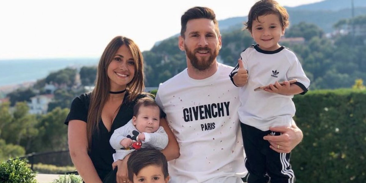 VIDEO. Antonela Roccuzzo ya está en Rusia para apoyar a Messi