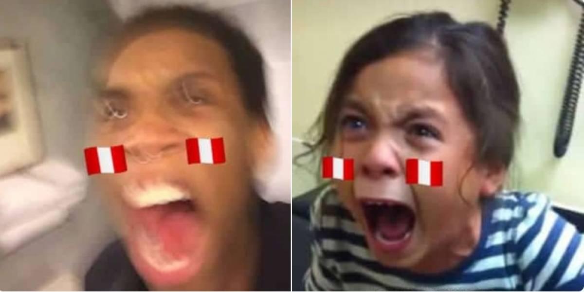 """Perú se la hace de """"cuadritos"""" a Australia y así se burlaron los cibernautas"""