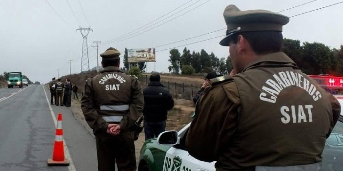 Volcamiento de bus en Taltal deja un pasajero muerto y 20 personas heridas