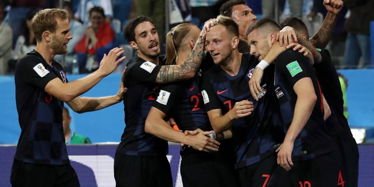 Croacia 'facilita' panorama a Islandia con nueve cambios