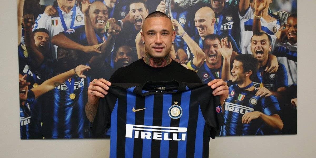 Inter de Milán piensa en grande: se reforzó con el polémico Radja Nainggolan para la Champions