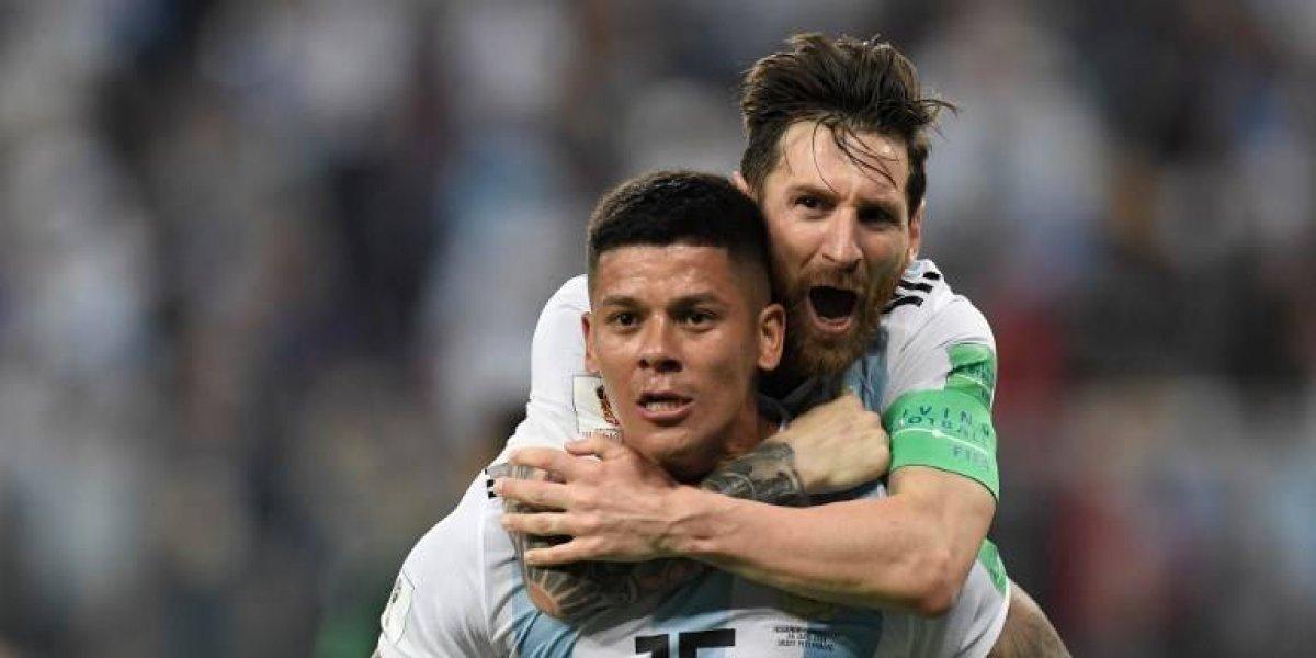 """""""Dios está con nosotros"""", el emotivo agradecimiento de Messi tras la clasificación"""