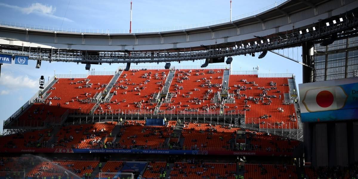 FOTOS: El raro estadio donde jugará México frente a Suecia