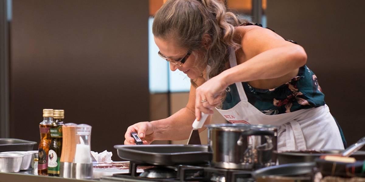 MasterChef: Sobremesa não é para amadores não, diz Patrícia Ferraz
