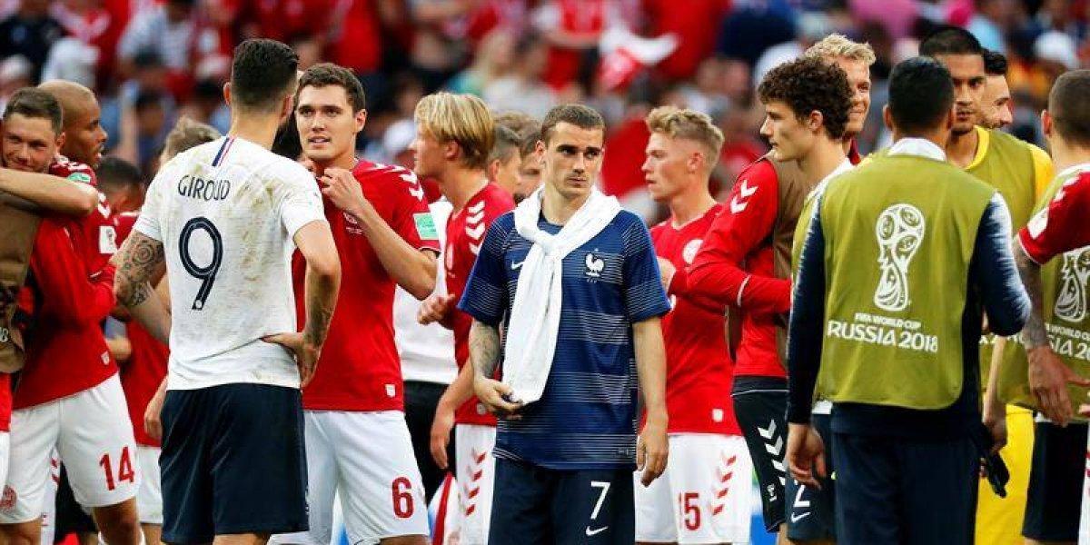 Grupo C: Francia primero, Dinamarca segundo; Perú al menos vuelve a casa con un triunfo