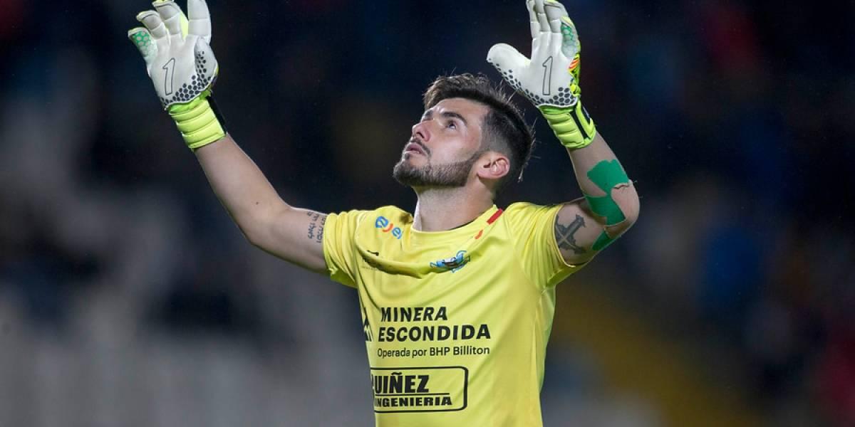 Paulo Garcés fue absuelto de castigo provisional por dopaje y puede volver a jugar en Antofagasta