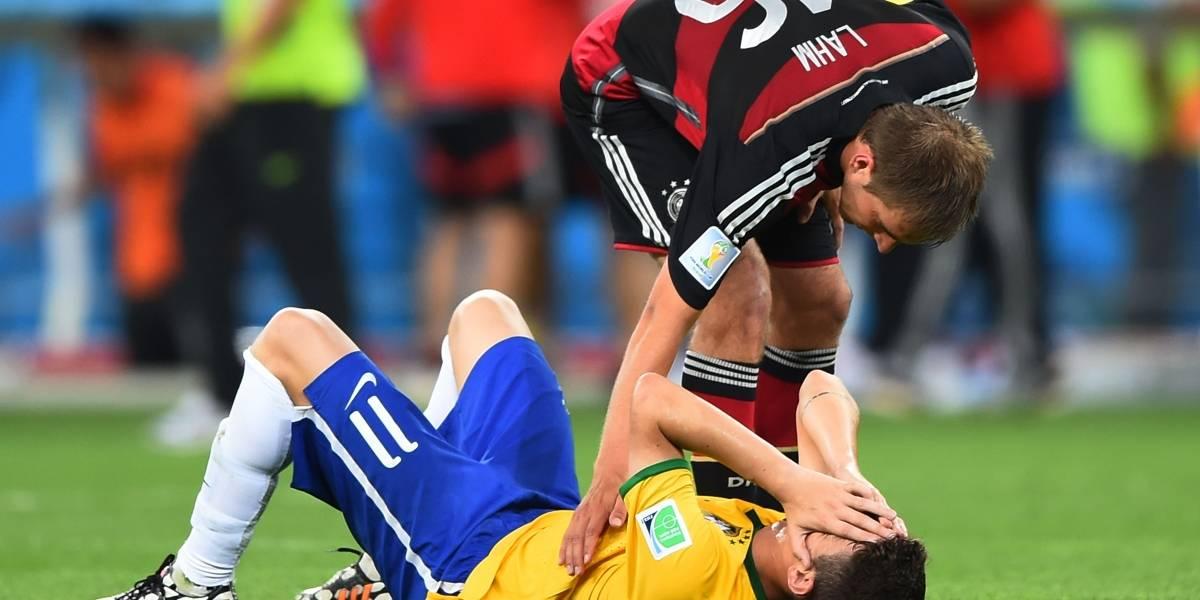 En la sicología advierten que el 7-1 afectaría a Brasil en un posible choque contra Alemania en octavos