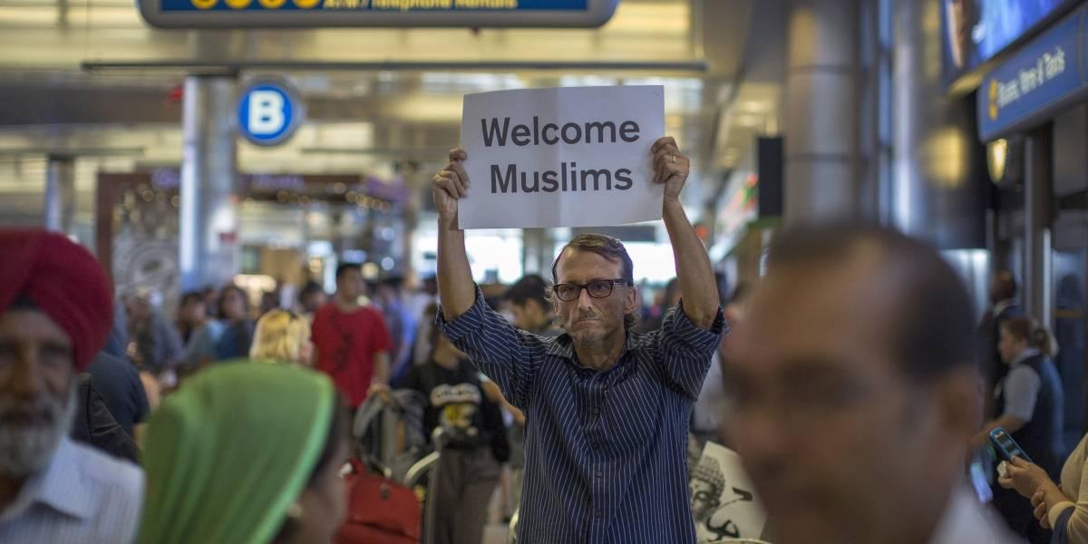 Tribunal Supremo de EE.UU. respalda veto migratorio de Trump
