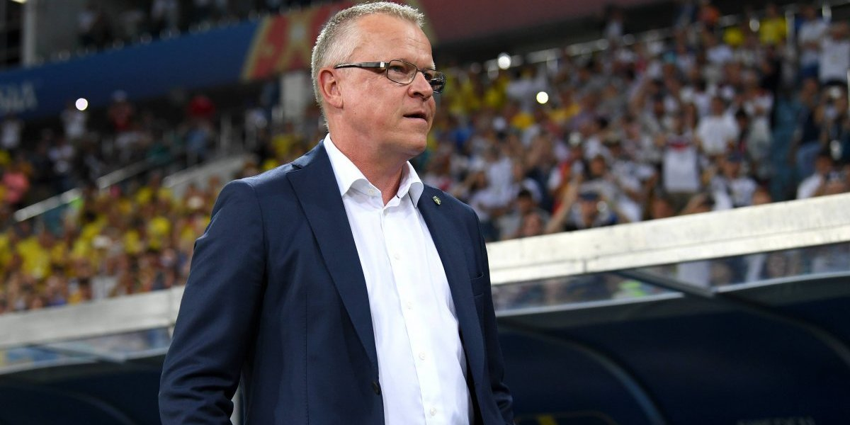 Selección sueca se muestra respetuosa con México