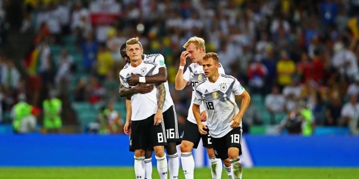 """Alemania y Brasil juegan al """"todo o nada"""" en el Mundial de Rusia 2018: ¿Cuándo, dónde y quién transmite?"""