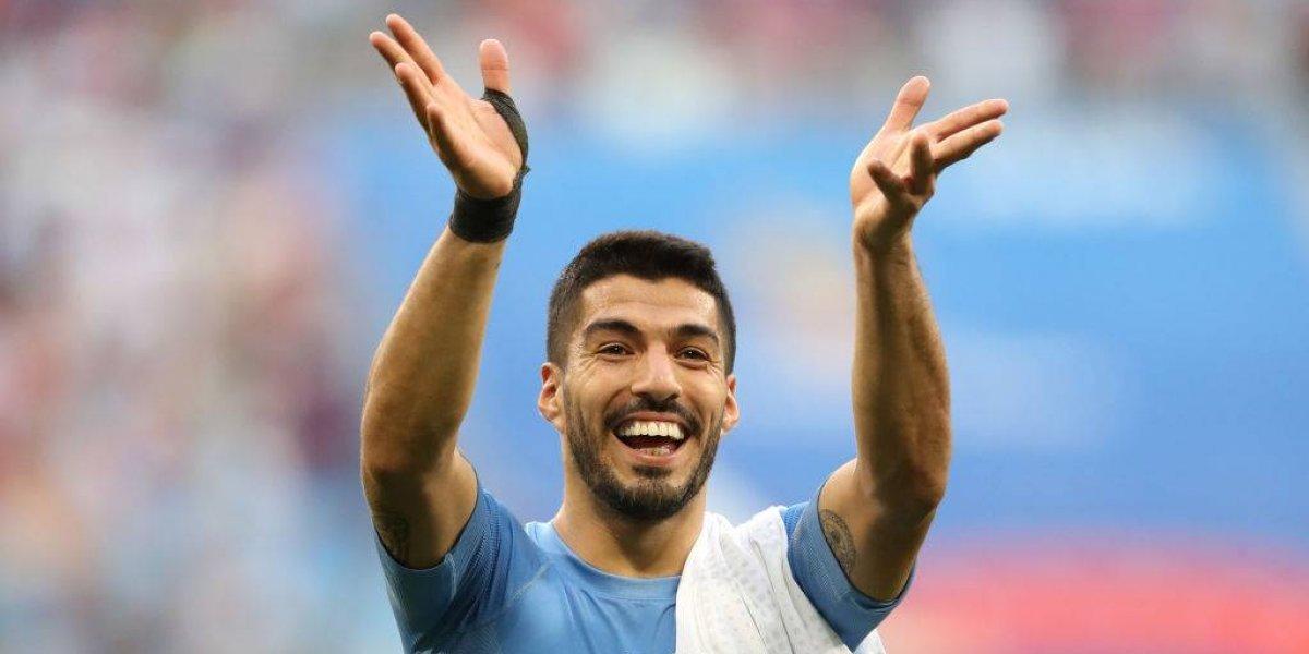 Uruguay vs Portugal en un choque de trenes