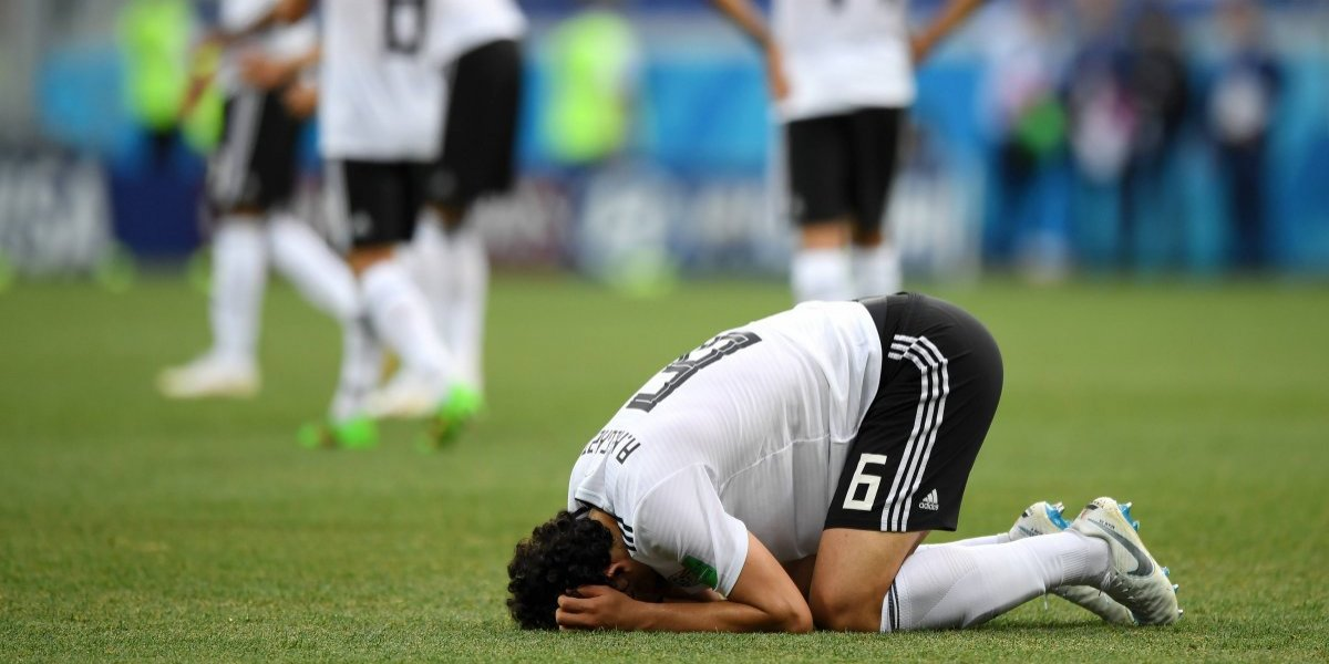 Ex futbolista egipcio muere de un infarto tras la derrota de su Selección