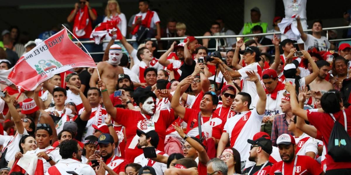 """Perú cerró su participación en el Mundial Rusia 2018 con una orgullosa fiesta y gritando """"ole, ole"""" en Sochi"""