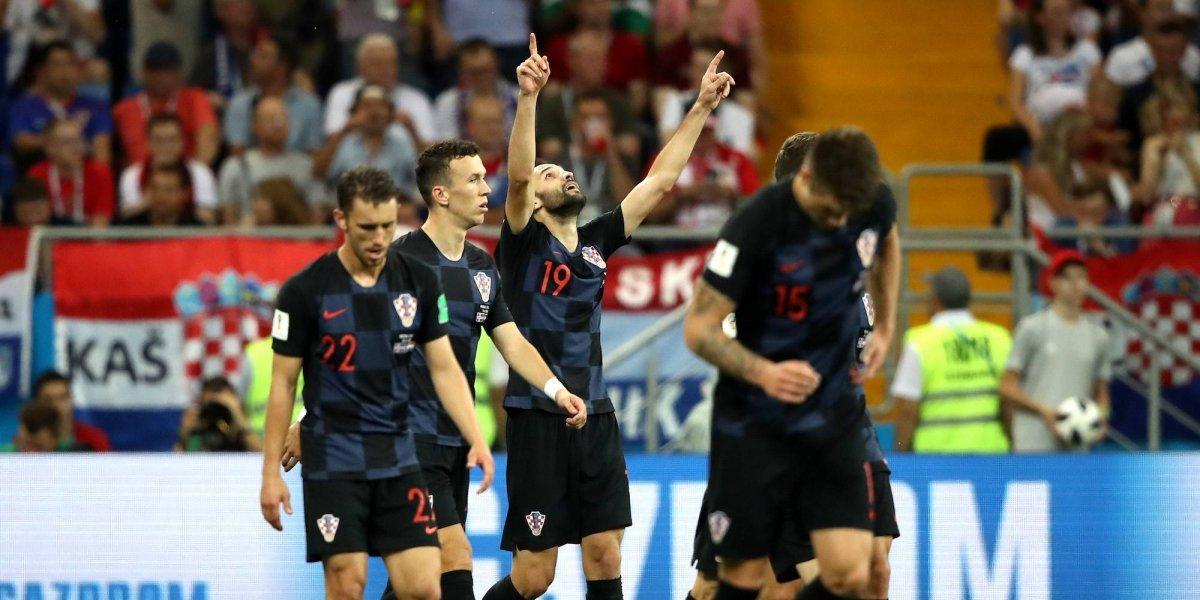 Croacia elimina a Islandia del Mundial de Rusia 2018