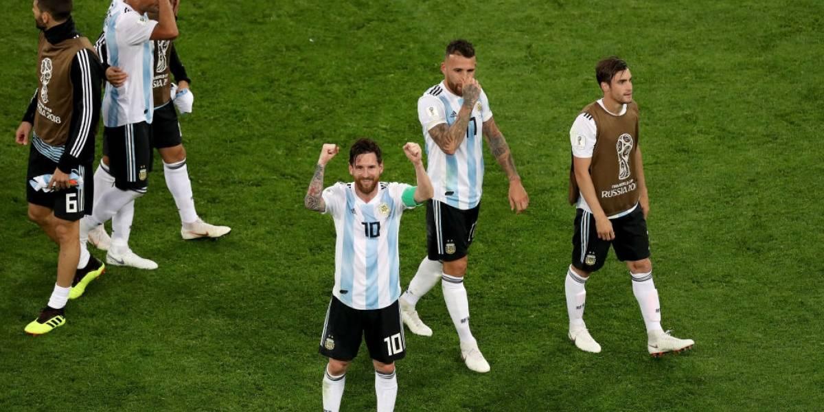 Hasta las lágrimas: los relatos emocionantes del triunfo de Argentina ante Nigeria en el Mundial