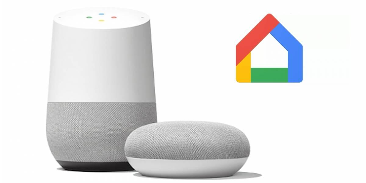 Google Home ya habla español