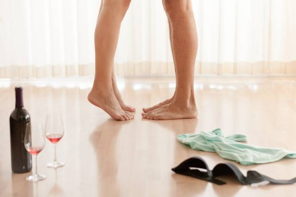 alcohol sexo