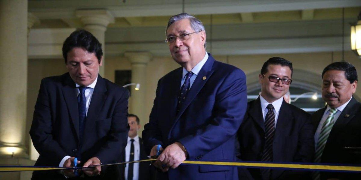 Vicepresidente espera respuesta positiva de EE. UU. por TPS
