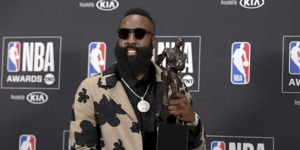 Acciones de Houston contradicen palabras de su MVP