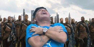 Maradona es operado y tras operación de hernia abdominal