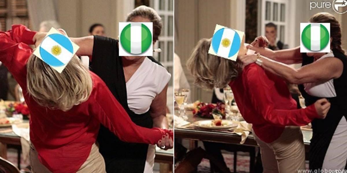 Se depender dos brasileiros e do gato Achilles, vai dar #ZicaPraArgentina