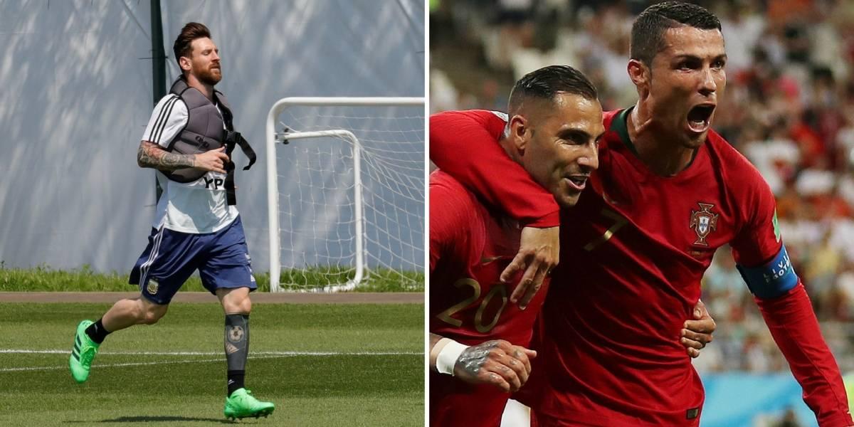 Cristiano Ronaldo ou Lionel Messi: Quem é o melhor?