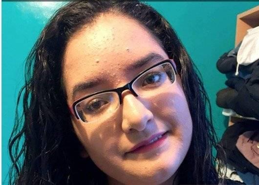 Ayúdanos a encontrar a Michelle Montenegro Twitter