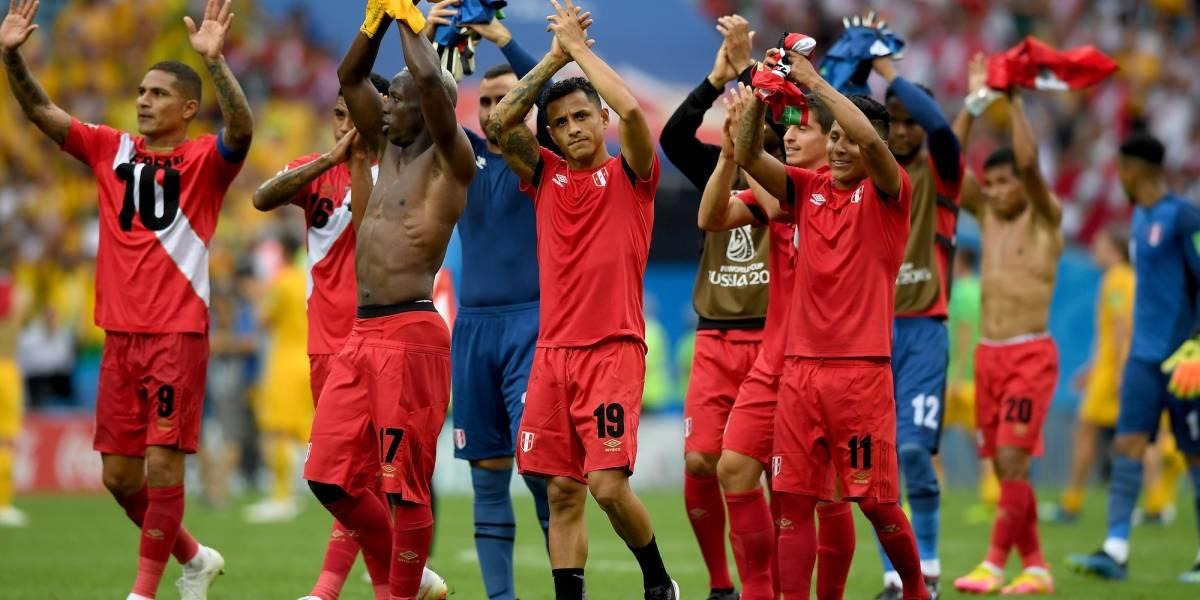Perú se despide del Mundial de Rusia con triunfo sobre Australia
