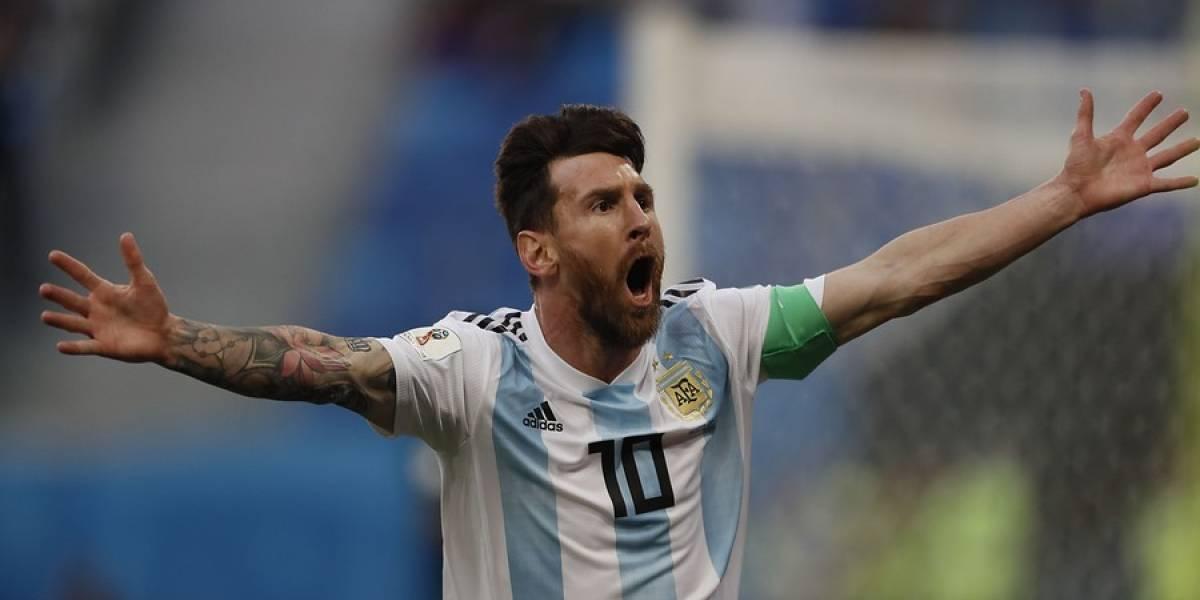 """Lionel Messi: """"No nos merecíamos quedar afuera en primera ronda"""""""