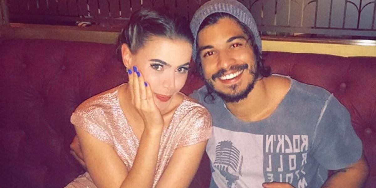 Após denúncia de agressão, ex-noiva de Douglas Sampaio sai em defesa de Jeniffer Oliveira