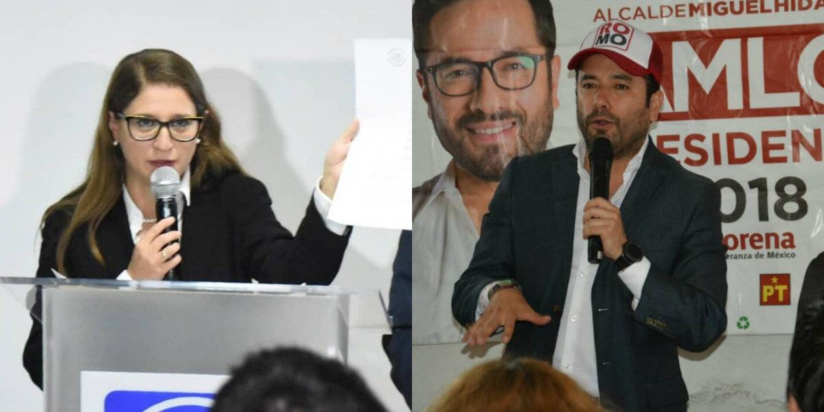 Cruzan acusaciones Fisher y Romo por 'campaña negra' y difamaciones