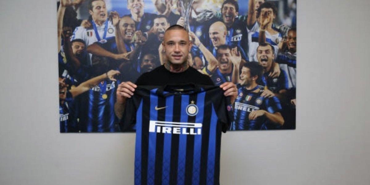Inter de Milán hace oficial el fichaje de Radja Nainggolan
