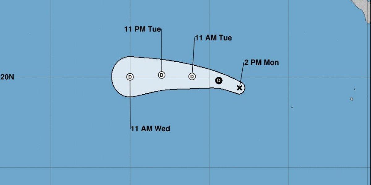 Tormenta tropical Daniel se debilita a depresión tropical