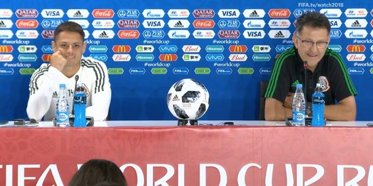 Hemos pensado que se puede ser campeón: Javier Hernández