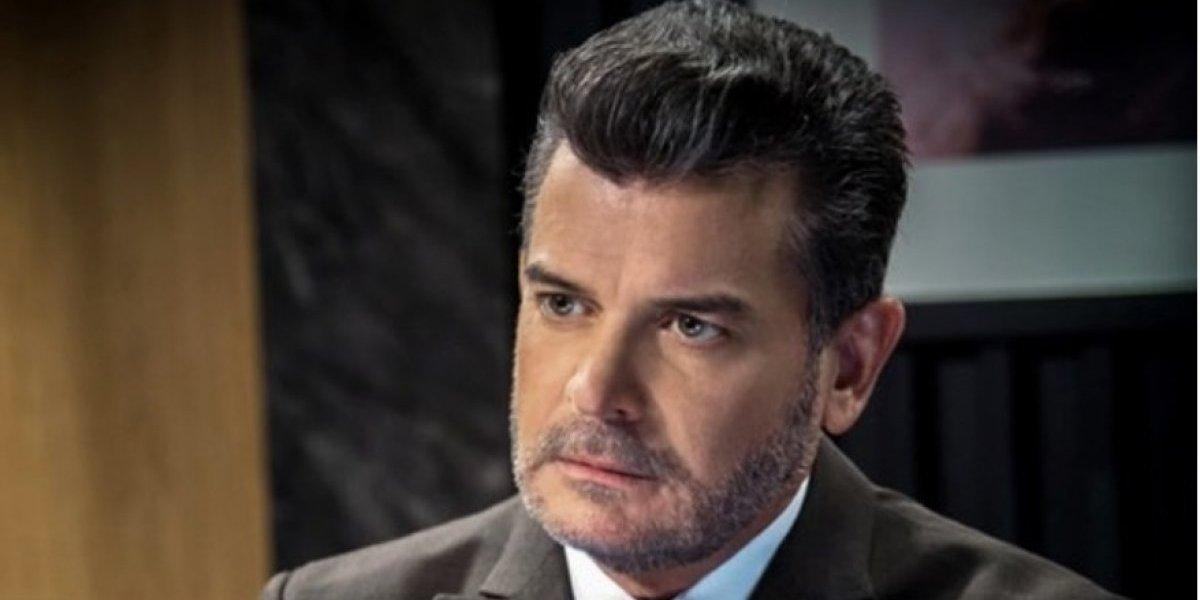 Expareja de Sergio Basáñez confiesa que tiene VIH