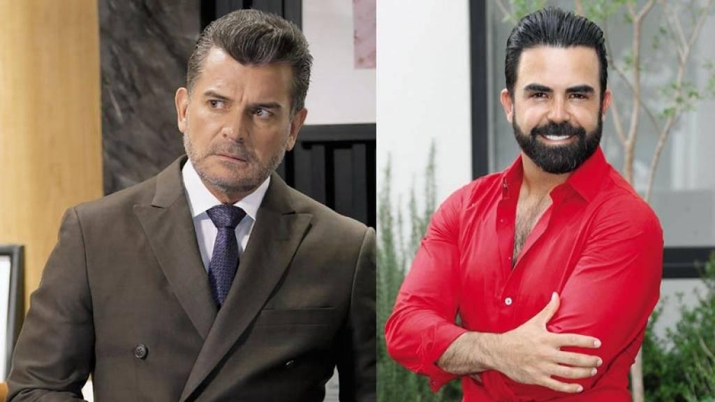 Sergio Basáñez y Carlos Esqueda