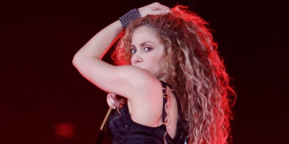 Filtran fotos de Shakira en diminuto bikini