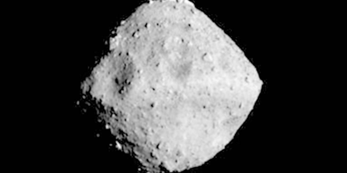 Sonda espacial japonesa llega a asteroide