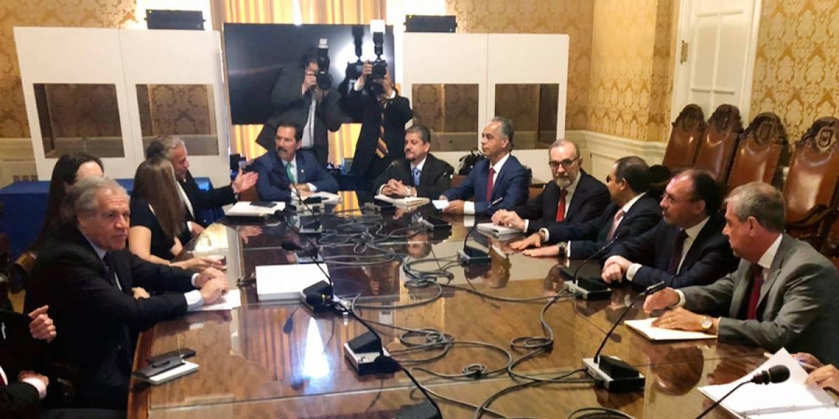 México rechaza decreto de Trump sobre separación de familias