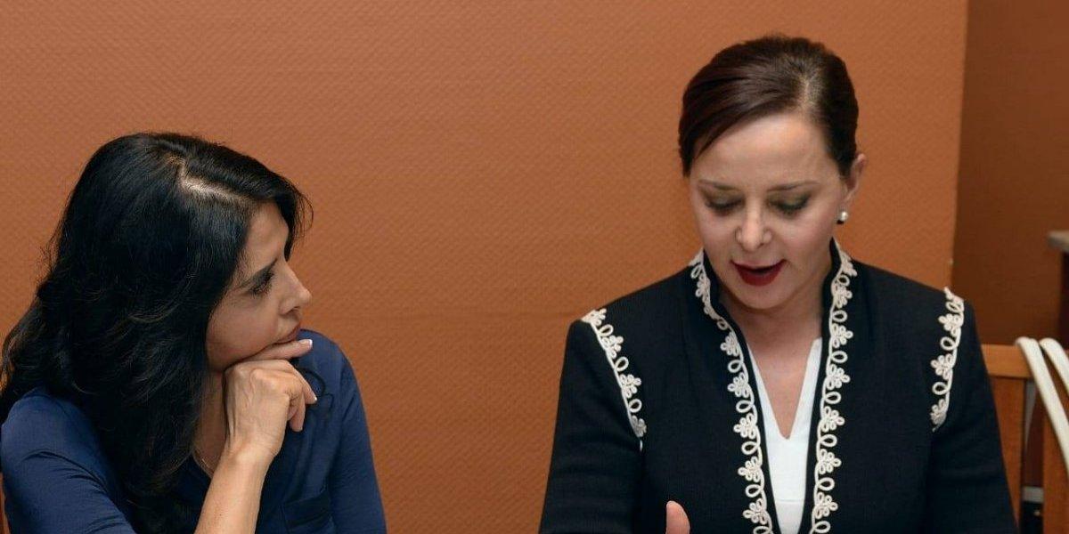 Barrales y 'Puri' se reúnen... y sí, hablaron del internet de las cosas