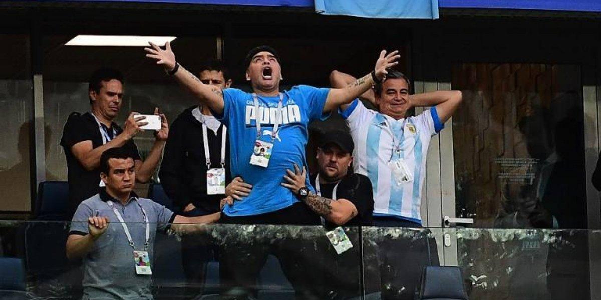 ¿Cuál es la última noticia de Maradona?