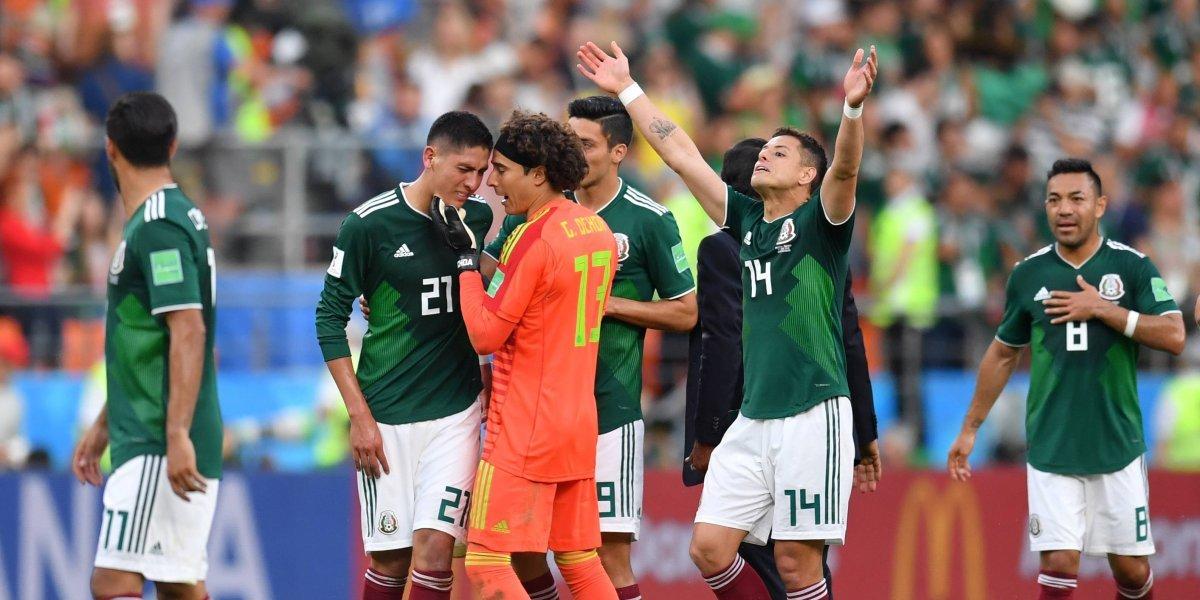 Corea del Sur le hace el milagro a México