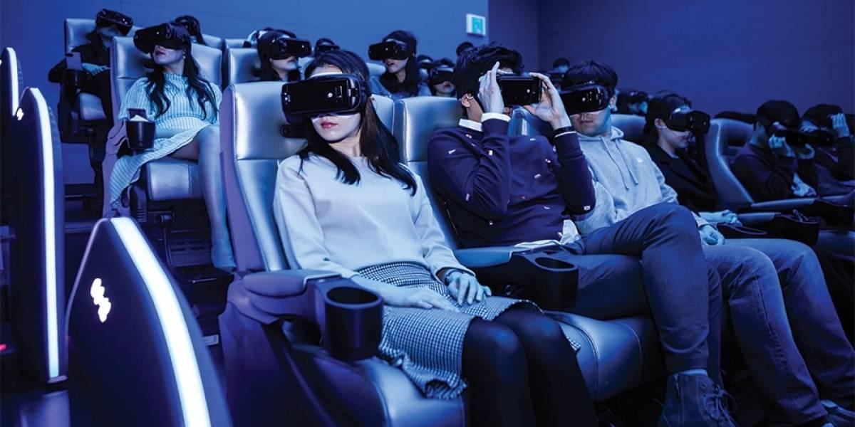 Inaugurarán en Tokio el primer cine de realidad virtual de Japón