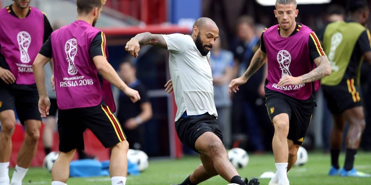 Copa do Mundo: Craque francês presta serviço 'quase voluntário' no mundial