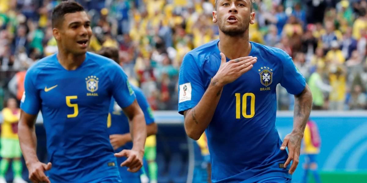 Qual a hora do jogo do Brasil contra a Sérvia?